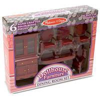 Игровой набор Melissa&Doug Мебель для столовой (MD2586)