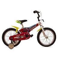 """Велосипед детский Pilot 16"""" Белый Premier (SP164s16w)"""