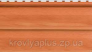 Отделка фасадов ...Сайдинг Альта Профиль  Дуб Светлый Премиум, фото 2