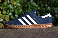 Adidas Originals Hamburg Blue