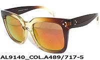 Модные женские солнцезащитные очки AL9140_A488-681E-5