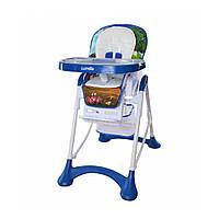 Стульчик для кормления Chef Голубой Carrello  (CRL-10001 BLue)