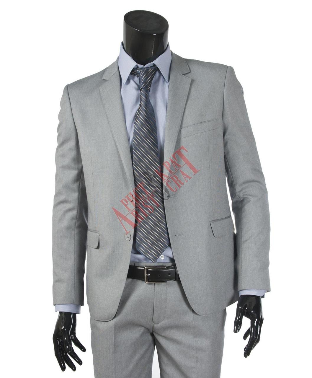 bd74ae66810 Костюм мужской приталенный  продажа