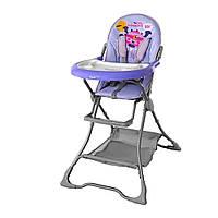 Стульчик для кормления Monsters Фиолетовый  Baby Tilly (T-632 Purple)