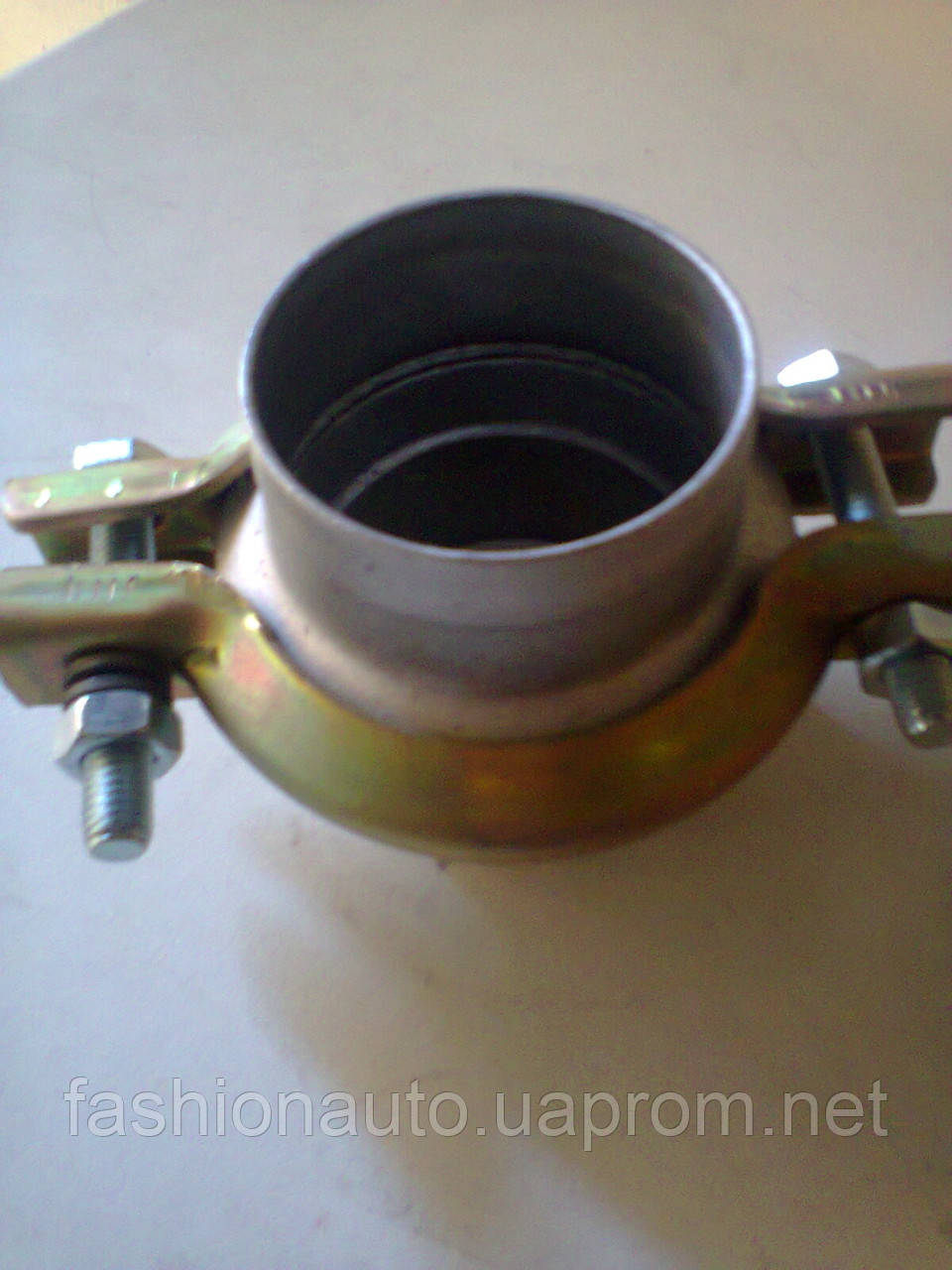 Соединитель с хомутом 55 мм