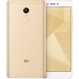 "Смартфон Xiaomi Redmi Note 4X Gold 3/32Gb, 8 ядер, 13/5Мп, 2sim, экран 5.5""IPS, 4100mAh, GPS, 4G"