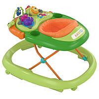 Ходунки Walky Talky Зеленый/оранжевый Chicco (79540.32)