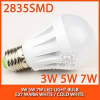 LED лампа 7 w BULB LIGHT
