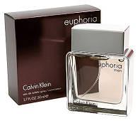 Calvin Klein / Кельвин Кляйн -  Euphoria for Men (мини парфюм) 20мл. Мужские
