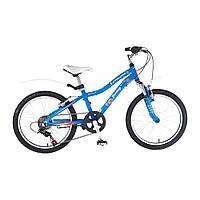 "Велосипед 20"" FANTASY 11"" Синий Cyclone (win16-038)"