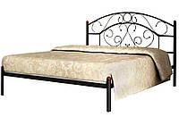 """Металлическая двуспальная кровать """"Скарлет 120х190"""" Металл-Дизайн"""