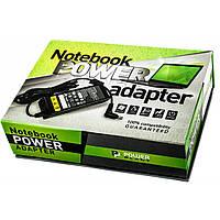 Блок питания к ноутбуку PowerPlant ASUS 65W, 19V, 3.42A (4.0*1.35) (AS65F4014)