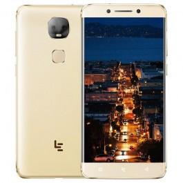 """Смартфон LeEco Le Pro 3 x651 4/32Gb Gold, 10 ядер, 13+13/8Мп, 5.5"""" IPS, 2 SIM, 4G, 4000мАh, Helio X23"""