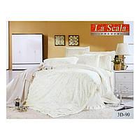 Комплект постельного белья Семейный La  Scala (3D-90)