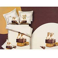 Комплект постельного белья Семейный La  Scala (ABC-298)