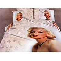 Комплект постельного белья Двуспальный  La Scala (ABC-313)