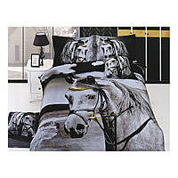 Комплект постельного белья Полуторное  La Scala (AB-383)