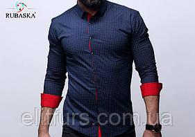 Рубашка мужская, длинный рукав, Турция