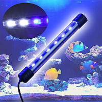 Светильник для аквариума T4-20 LED 3,5вт 17см  IP68