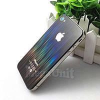 3D Защитная пленка для iPhone 4/4S (Метеор)