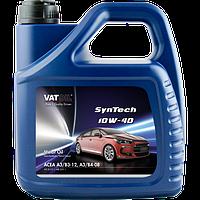 Масло моторное Vatoil SynTech 10W40 / 4л. / (ACEA A3/B3-12, A3/B4-08, API SL/CF)
