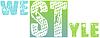 Ремень голубой с белым логотипом Vans (реплика), фото 3