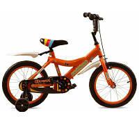 "Детский велосипед Premier kids Bravo 16"" Orange (13897)"
