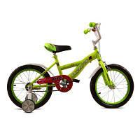 """Детский велосипед Premier kids Flash 16"""" Lime (13926)"""