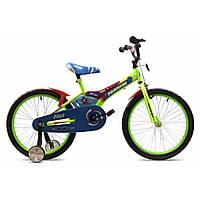 """Детский велосипед Premier Pilot 20"""" Lime (14504)"""