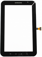 "Сенсор (тачскрин) для Samsung P1000 Galaxy Tab 7""/P1010 черный"