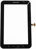 """Сенсор (тачскрин) для Samsung P1000 Galaxy Tab 7""""/P1010 черный Оригинал"""