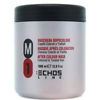 Екослайн Уход Маска М1 для окрашенных и поврежденных волос 1000 мл
