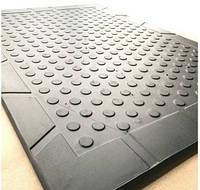 Резиновое покрытие (маты, коврики) для денников, конюшен, коровников, свинарников