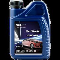 Масло моторное Vatoil SynTech 10W40 / 1л. / (ACEA A3/B3-12, A3/B4-08, API SL/CF)
