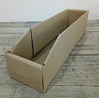 Лоток картонный 380х100х100 мм