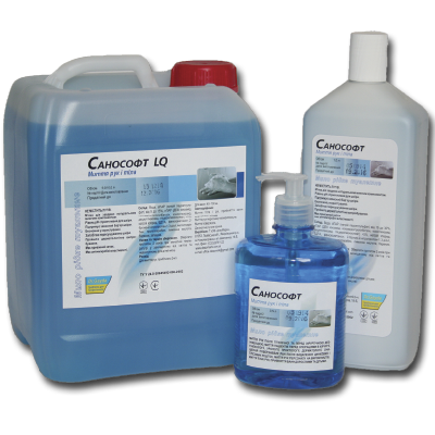 Санософт LQ (Дескософт) средство для частого мытья кожы и рук 5 л. NaviStom