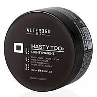 Alter Ego Hasty Too Паста-блеск для укладки волос средней фиксации 100 ml