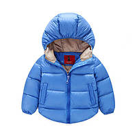Куртка для мальчика зимняя 2-3 года размер 90