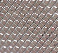 Сетка тканая из низкоуглеродистой или нержавеющей стали