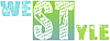 Кепка NY голубая с белым логотипом, фото 5