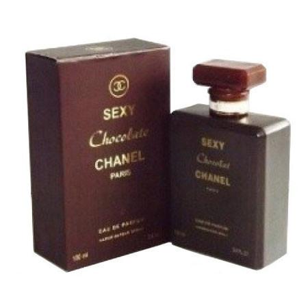 Женская туалетная вода Chanel Sexy Chocolate (Шанель Секси Чоколат), 100 мл