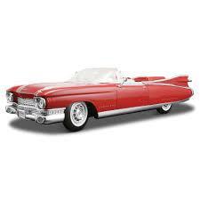 Автомодель (1:18) Cadillac Eldorado Biarritz (1959 красный