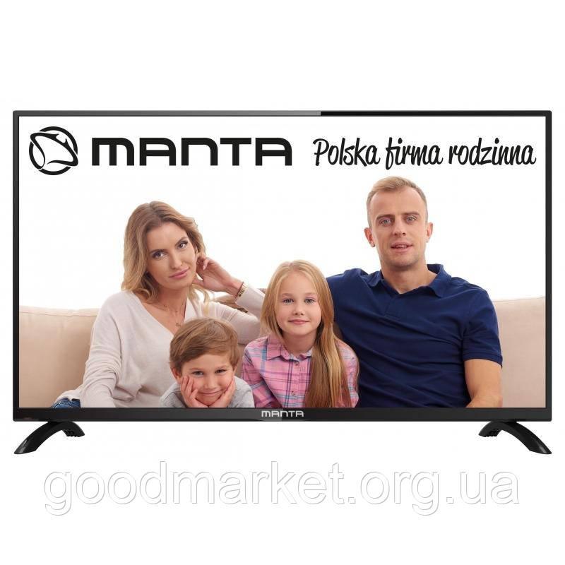 Телевизор Manta 32LHN48L НОВИНКА