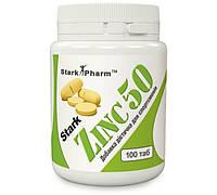 Цинк Zinc Stark Pharm 50 мг 100 таблеток, фото 1