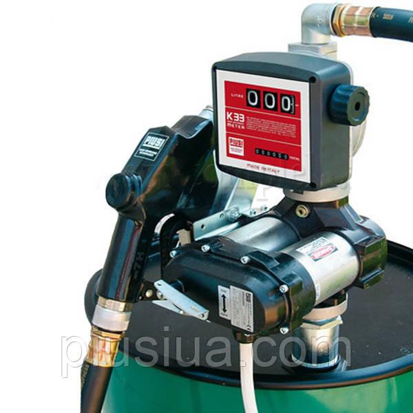Насос для бочек PIUSI DRUM Bi-Pump 12V K33 A120