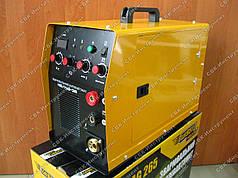 Сварочный инвертор полуавтомат Kaiser MIG-265 2в1