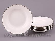 """Набор тарелок """"Симона"""" 6 шт. 24 см."""
