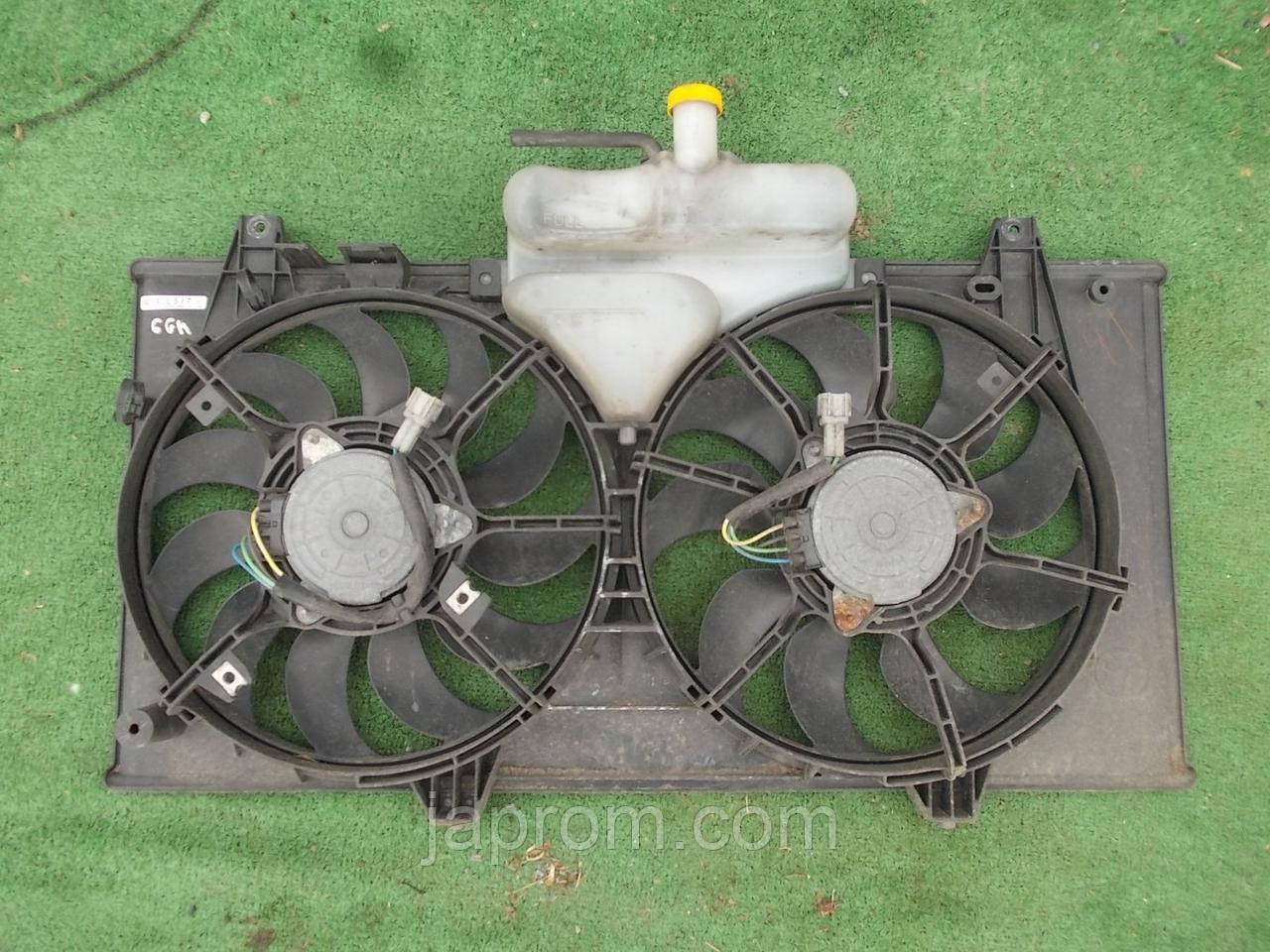 Вентилятор радиатора (Диффузор в сборе) Mazda 6 GH 2008-2012г.в.RF8G 2,2 дизель R2AA