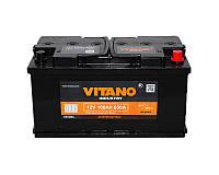 VITANO VB100 / 850A / 353х175х190 / Right positive // Акумулятор автомобільний
