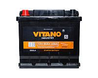 VITANO VB50 L / 400A / 207х175х190 / Left positive // Акумулятор автомобільний
